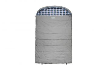 FRANKLAND HOODED DOUBLE SLEEPING BAG 230X120CM-2 TO -7