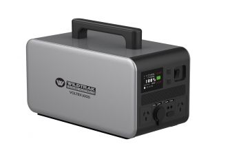 VOLTEX1000 LITHIUM PWR STATION /INVERTER 1000W CONT PWR 84AH